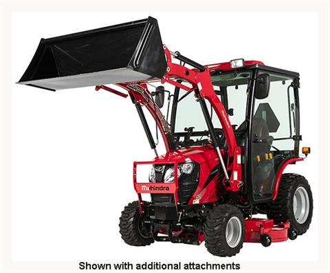 2020 Mahindra eMax 25L HST Cab in Evansville, Indiana