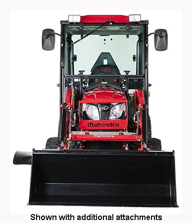 2020 Mahindra eMax 25L HST Cab in Mount Pleasant, Michigan - Photo 2