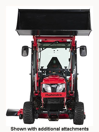 2020 Mahindra eMax 25L HST Cab in Mount Pleasant, Michigan - Photo 3