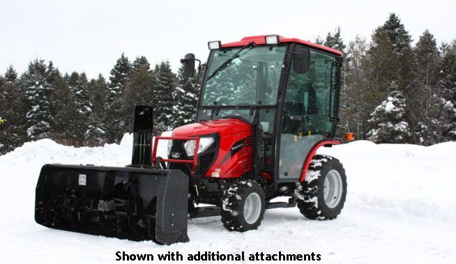 2020 Mahindra eMax 25S HST Cab in Land O Lakes, Wisconsin - Photo 2