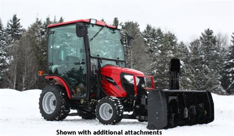 2020 Mahindra eMax 25S HST Cab in Land O Lakes, Wisconsin - Photo 3