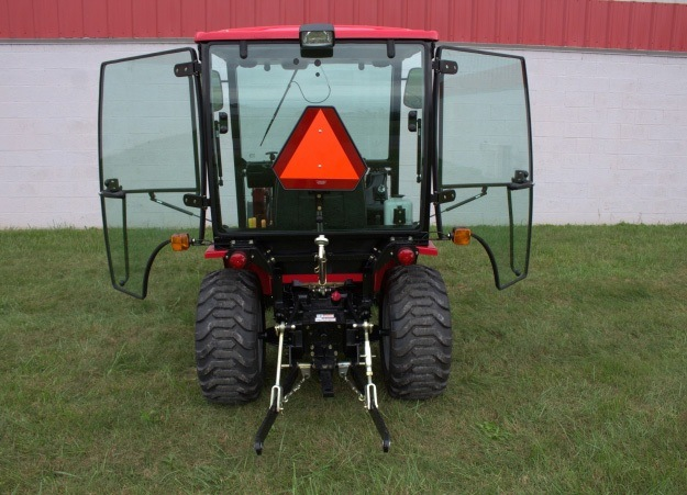 2020 Mahindra eMax 25S HST Cab in Berlin, Wisconsin - Photo 5
