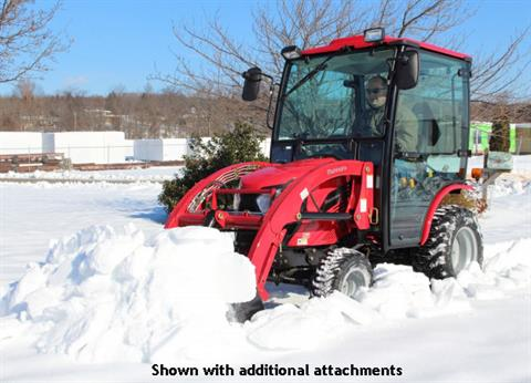 2020 Mahindra eMax 25S HST Cab in Land O Lakes, Wisconsin - Photo 6