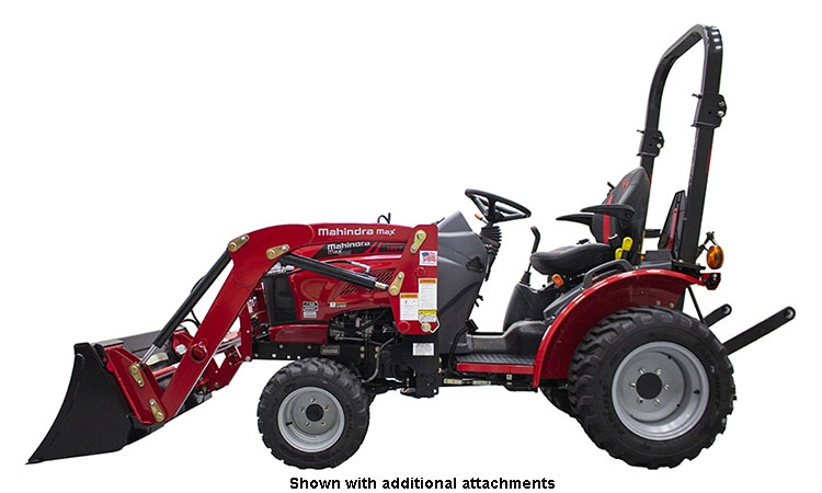 2020 Mahindra Max 25XL HST OS in Saucier, Mississippi - Photo 3