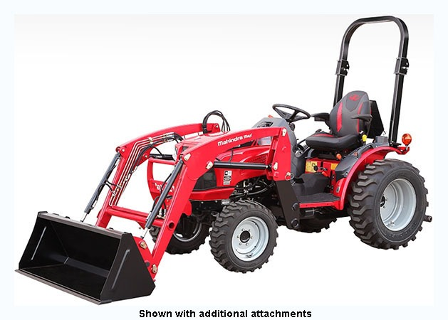 2020 Mahindra Max 26 XLT HST in Monroe, Michigan - Photo 1