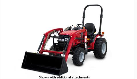 2020 Mahindra Max 26XL 4WD Shuttle in Monroe, Michigan