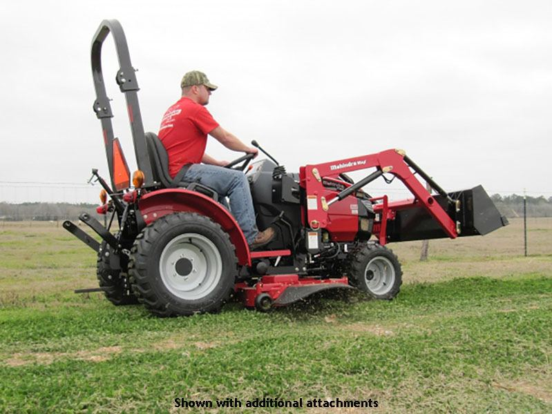 2020 Mahindra Max 26XL 4WD Shuttle in Sapulpa, Oklahoma - Photo 5