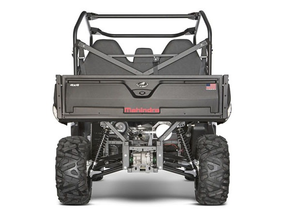 2020 Mahindra Retriever 1000 Diesel Standard in Santa Maria, California - Photo 4