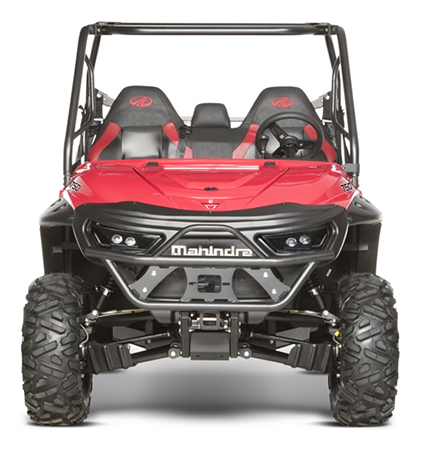 2020 Mahindra Retriever 750 Gas Crew in Santa Maria, California - Photo 1