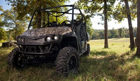 2020 Mahindra mPact XTV 1000 C Diesel Camo in Berlin, Wisconsin - Photo 4