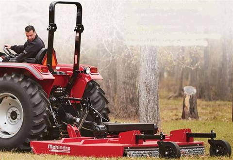 2021 Mahindra 10 ft. Pull Heavy-Duty Rotary Cutter in Saucier, Mississippi