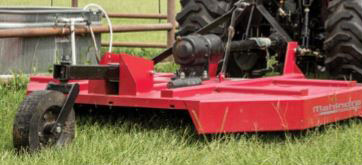 2020 Mahindra 5-Foot 3-Point Slip Clutch Medium Duty Rotary Cutter in Evansville, Indiana - Photo 2