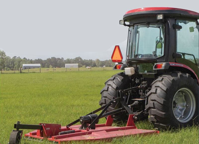 2021 Mahindra 6 ft. Slip Clutch Standard Duty Rotary Cutter in Saucier, Mississippi