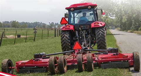 2021 Mahindra F-10 Flex Wing Rotary Cutter in Mount Pleasant, Michigan