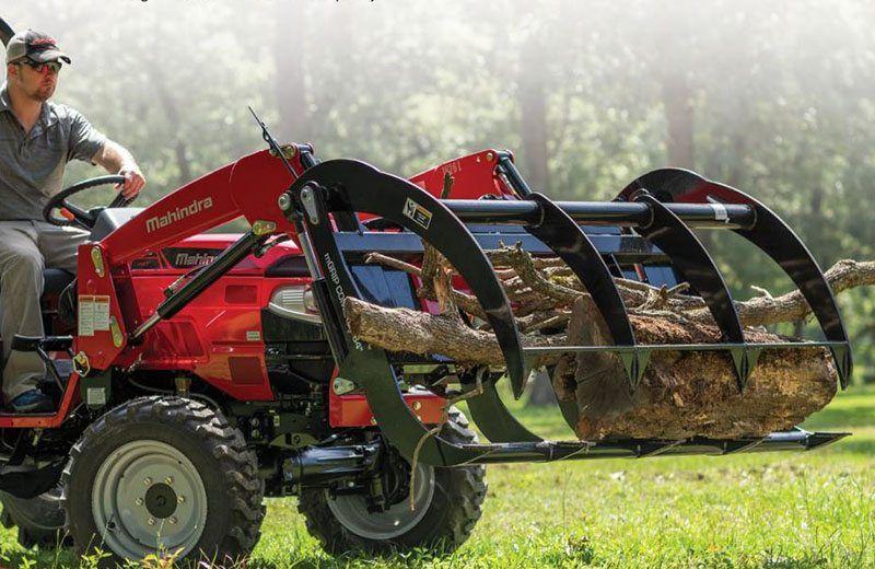 2021 Mahindra mGrip Compact 64 in Santa Maria, California