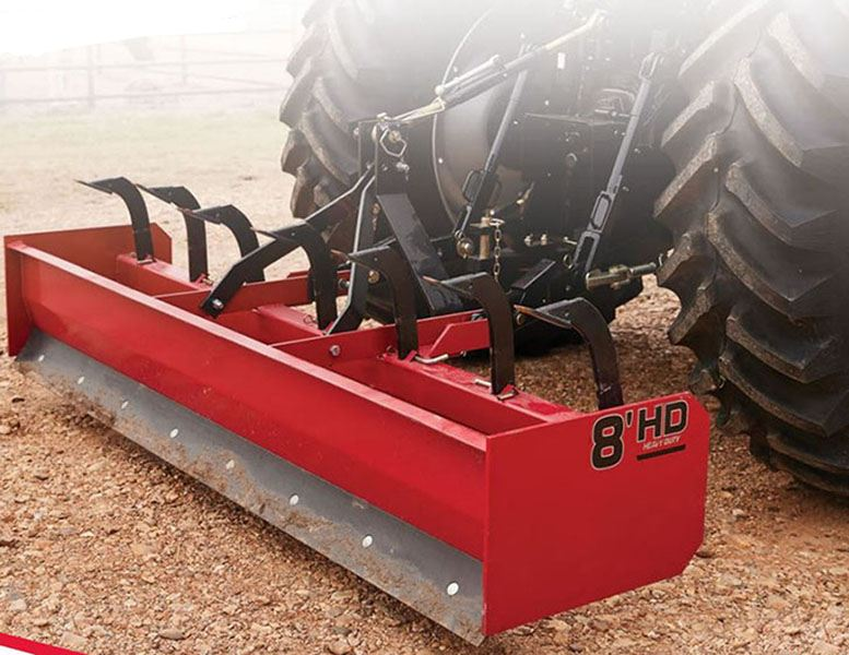 2021 Mahindra 4 ft. Standard-Duty Box Scraper in Elkhorn, Wisconsin