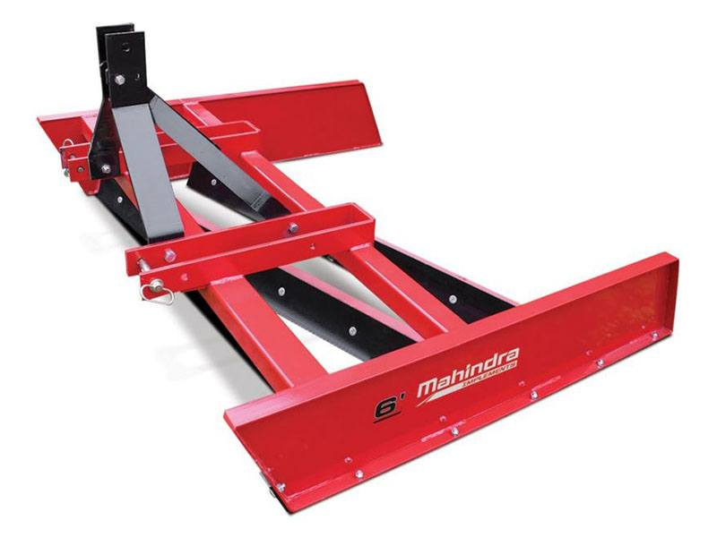 2021 Mahindra 6 ft. Land Leveler in Mount Pleasant, Michigan