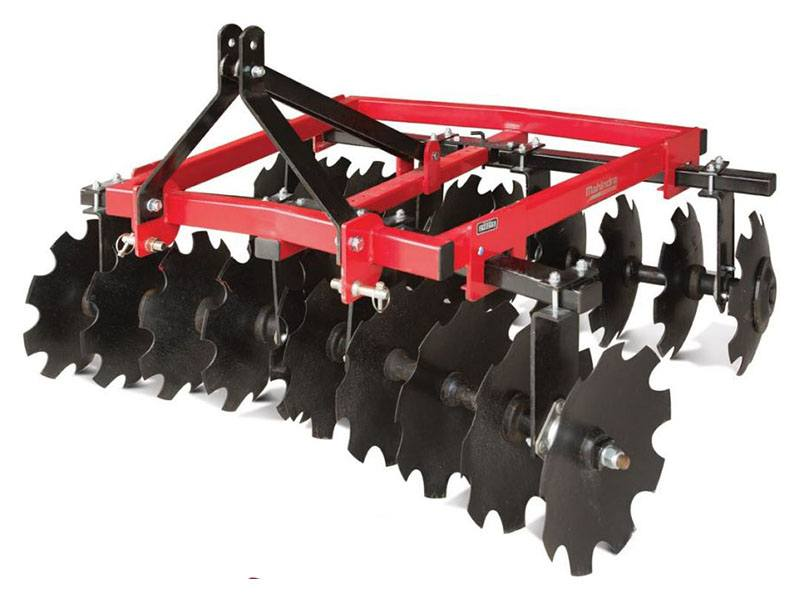 2021 Mahindra 5.5 ft. 20 in. Diameter Medium-Duty Disc Harrow in Saucier, Mississippi