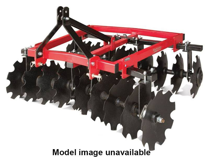 2021 Mahindra 7.5 ft. Medium-Duty Disc Harrow in Mount Pleasant, Michigan