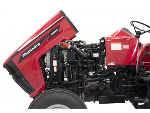 2021 Mahindra 4550 4WD in Santa Maria, California - Photo 3