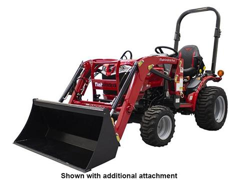 2021 Mahindra Max 25 XL HST OS in Monroe, Michigan