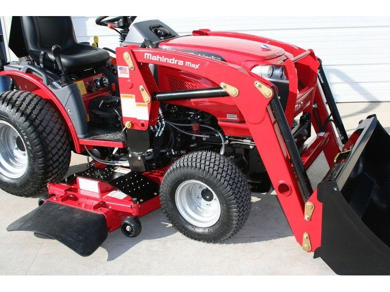 2021 Mahindra Max 25 XL HST OS in Santa Maria, California - Photo 6
