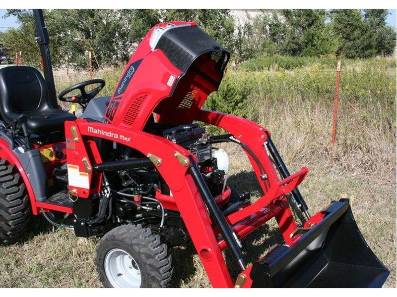 2021 Mahindra Max 25 XL HST OS in Mount Pleasant, Michigan - Photo 8
