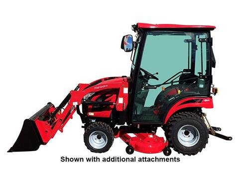 2021 Mahindra eMax 20S HST Cab in Saucier, Mississippi - Photo 3