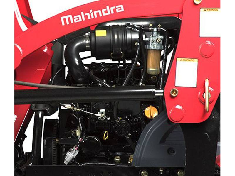2021 Mahindra eMax 20S HST Cab in Saucier, Mississippi - Photo 6