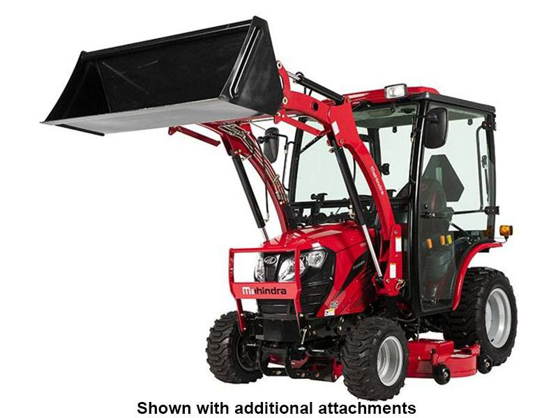 2021 Mahindra eMax 25L HST Cab in Mount Pleasant, Michigan - Photo 1