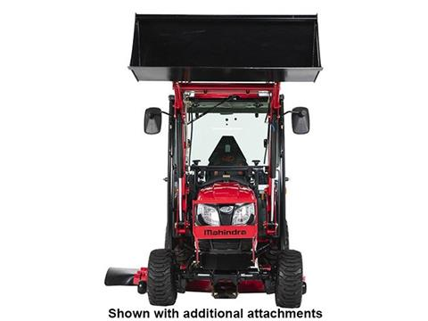 2021 Mahindra eMax 25L HST Cab in Mount Pleasant, Michigan - Photo 3