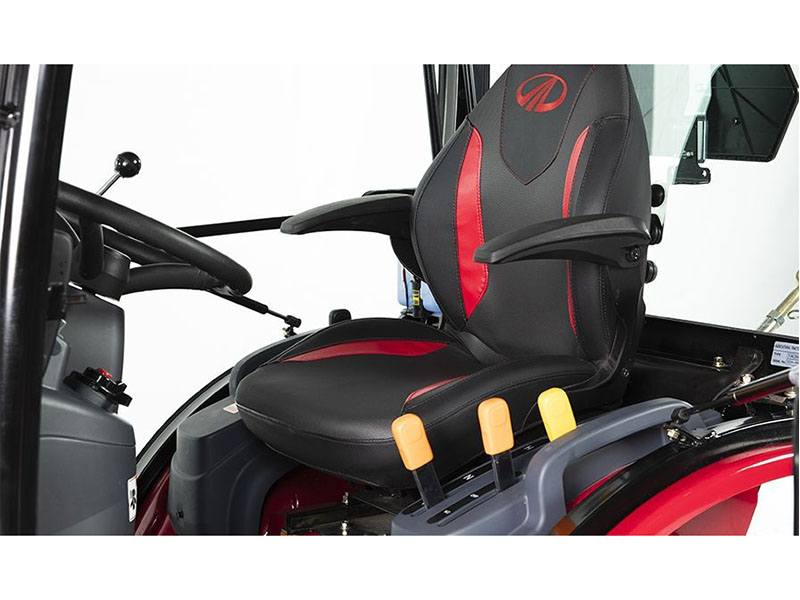 2021 Mahindra eMax 25L HST Cab in Pound, Virginia - Photo 4