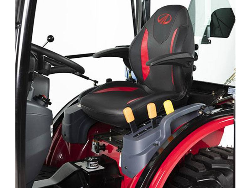 2021 Mahindra eMax 25L HST Cab in Mount Pleasant, Michigan - Photo 8