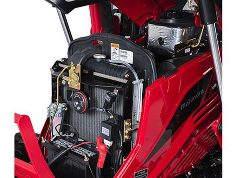 2021 Mahindra eMax 25L HST Cab in Mount Pleasant, Michigan - Photo 9