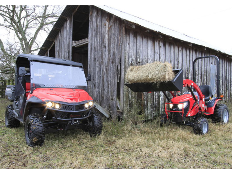 2021 Mahindra Retriever 750 Gas Long Bed in Malone, New York - Photo 8