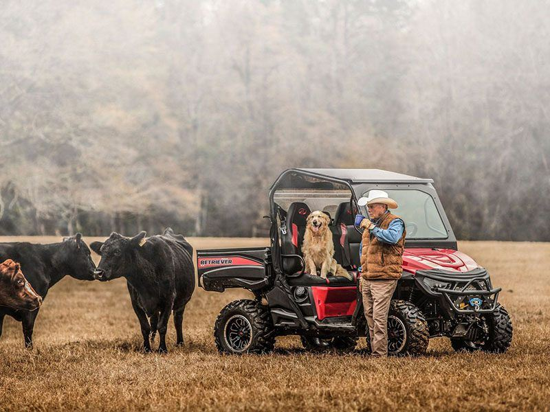 2021 Mahindra Retriever 750 Gas Standard in Malone, New York - Photo 7