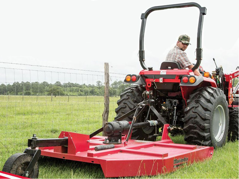 2021 Mahindra 6 ft. Shear Pin Medium-Duty Rotary Cutter in Mount Pleasant, Michigan