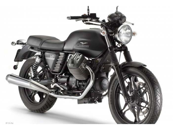 2013 Moto Guzzi V7 Stone in Shelby Township, Michigan