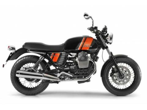 2015 Moto Guzzi V7 Special in Middleton, Wisconsin