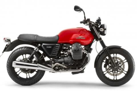 2015 Moto Guzzi V7 Stone in Middleton, Wisconsin