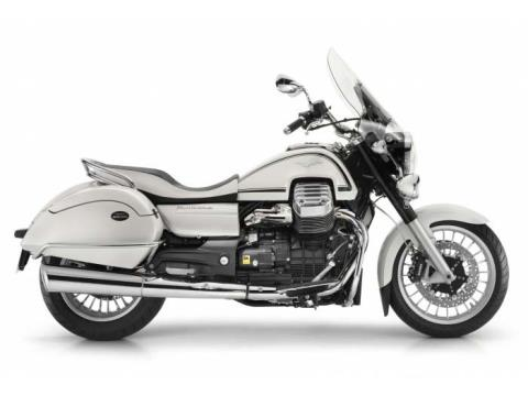 2015 Moto Guzzi California 1400 Touring ABS in Middleton, Wisconsin