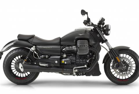 2016 Moto Guzzi Audace in Goshen, New York