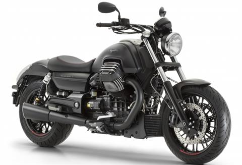 2016 Moto Guzzi Audace in Middleton, Wisconsin
