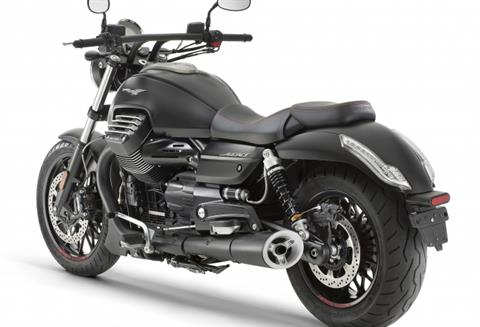 2016 Moto Guzzi Audace in Edwardsville, Illinois