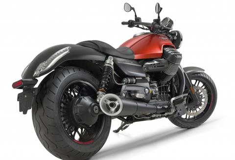 2016 Moto Guzzi Audace in West Chester, Pennsylvania