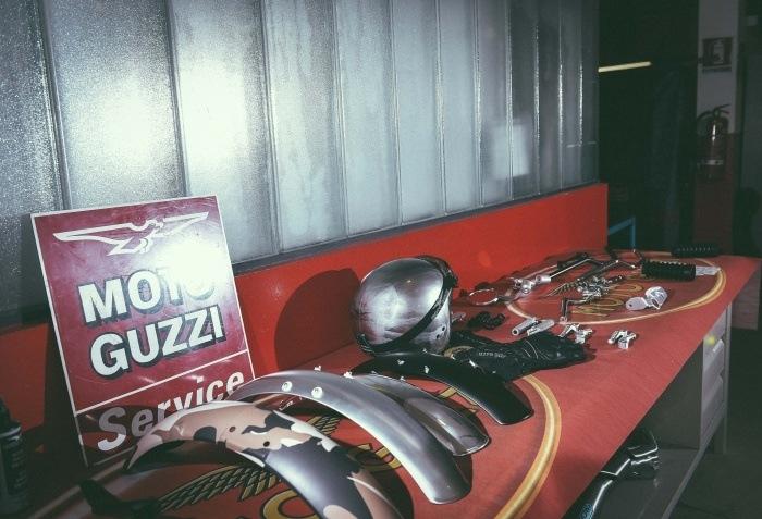 2016 Moto Guzzi V7 II Stone ABS in Brea, California