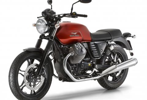 2016 Moto Guzzi V7 II Stone in Middleton, Wisconsin