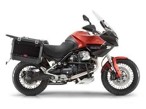 2016 Moto Guzzi Stelvio 1200 8V NTX ABS in Middleton, Wisconsin