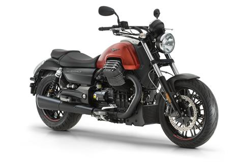 2017 Moto Guzzi Audace in Edwardsville, Illinois