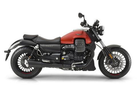 2017 Moto Guzzi Audace in Middleton, Wisconsin